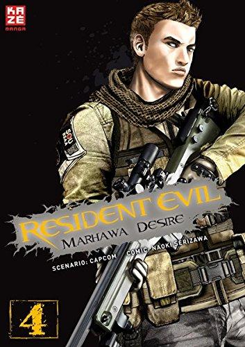 Resident Evil – Marhawa Desire 04
