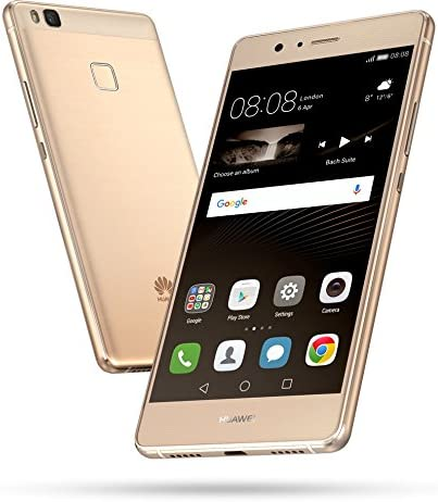 Huawei P9 Lite Gold Wind: Amazon.es: Electrónica