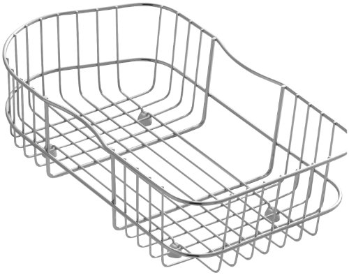 Stainless Wire Rinse Basket (KOHLER K-3368-ST Staccato Wire Rinse Basket, Stainless Steel)