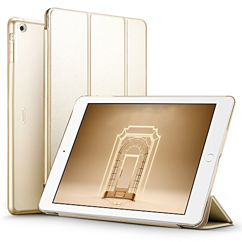 ESR iPad Air Case, Smart Case Cover  Translucent Frosted Bac