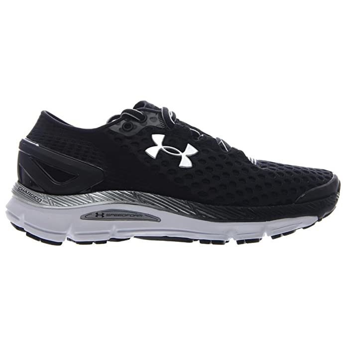 Amazon.com | Under Armour Womens UA SpeedForm Gemini 2 Running Shoes 8.5 Black | Road Running