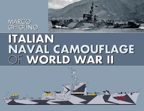 History Military Camouflage - Italian Naval Camouflage of World War II