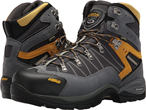 Asolo Avalon GTX Boot - Men's Grey / Gunmetal 8.5 - Asolo Fugitive Gtx