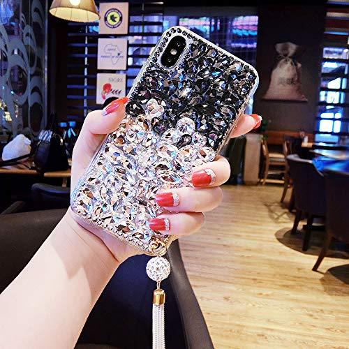 Amazon.com: Cases for Samsung S8 Plus S9 Plus Diamond ...