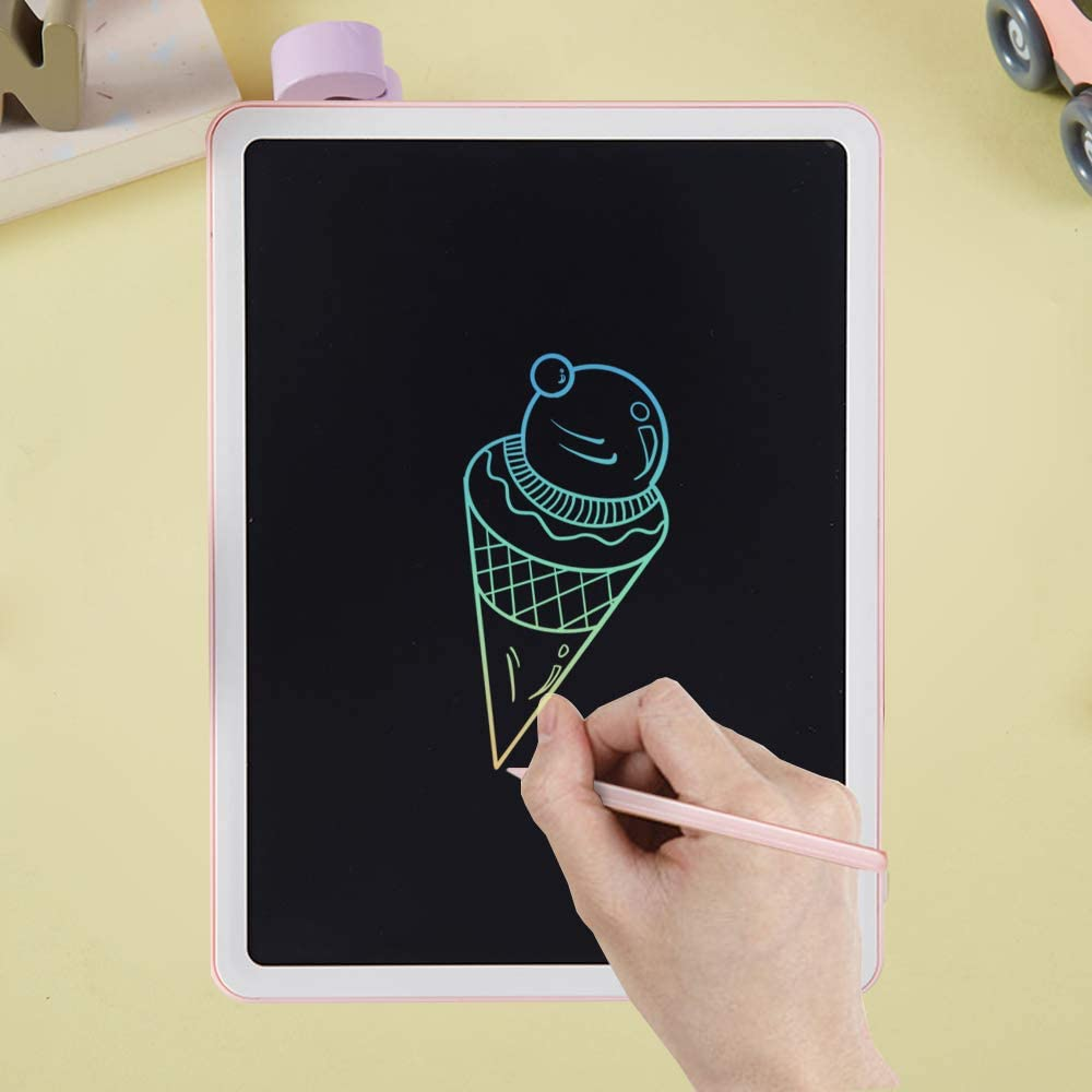 10.5Inch Portable Reusable Erasable Ewriter,Gifts for Business,Kids Writing Tablet,10.5Inch Large Screen Writing Tablet Handwriting Paper Drawing Newest Pressure-Sensitive Technology