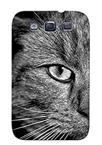First-class Case Cover For Galaxy S3 Dual Protection Cover Kitty Buddies