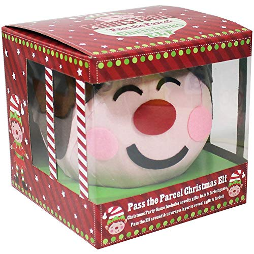 CHRISTMAS 'Pass The Parcel' ELF - A Fun Alternative to (Best Christmas Crackers)