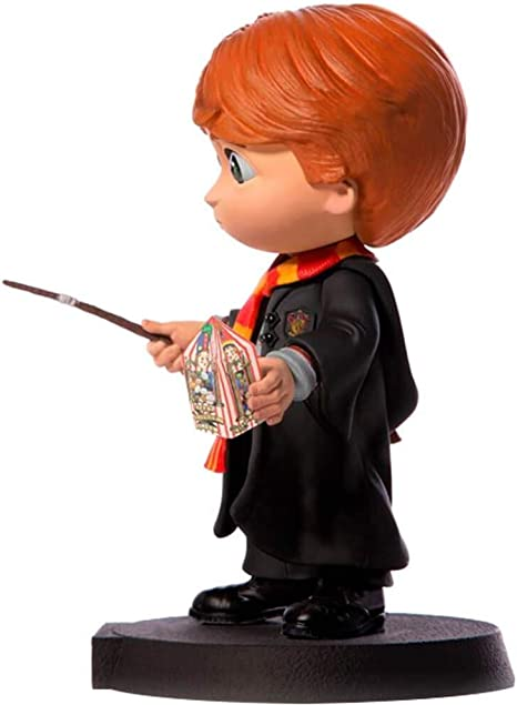 Harry Potter Figura Oficial de Ron Weasley Deluxe de 12 cm Mini Co.