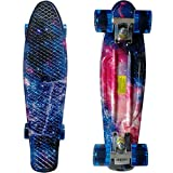 RIMABLE Complete 22'' Skateboard GALAXY6
