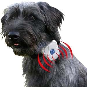 Pet Parade Bark Stop Collar, Adjustable, Ultrasonic Dog Training Aid