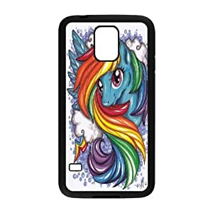 Unique Design -ZE-MIN PHONE CASE For Samsung Galaxy S5 -My Little Pony Design Pattern 17