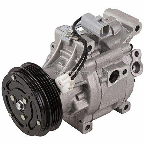 AC Compressor & A/C Clutch For Mazda Miata & RX-8 - BuyAutoParts 60-02208NA NEW