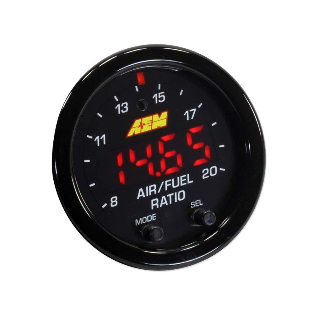 AEM 30-0300 X-Series Wideband UEGO AFR Sensor Controller Gauge