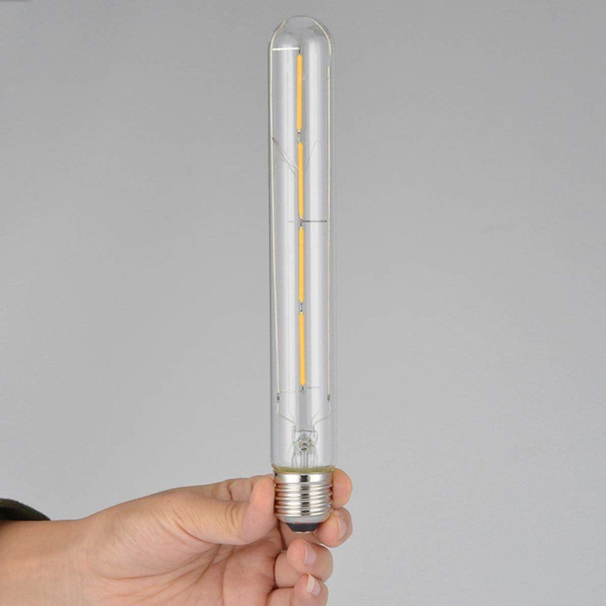 E27 Edison LED Bulb Vintage Rustic Style 4W Filament Bulb T300 Decor LampTJ