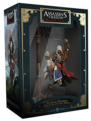 Assassin's Creed Figurine: Edward Kenway: Master of the Seas (Electronic Games/PS4/Xbox One/PS3/Xbox 360) -