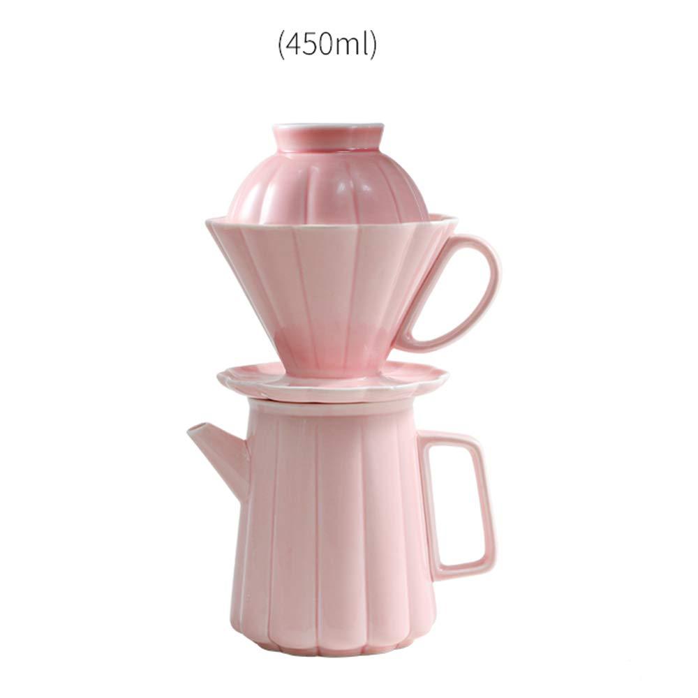 Acquisto Caffettiera Per Caffè In Ceramica, Senza Carta E Riutilizzabile, Versata Sopra La Caffettiera 2-4 Tazze Prezzi offerta