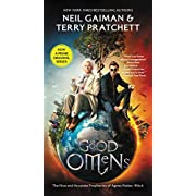 """Amazon #DealOfTheDay: Today only - """"Good Omens"""" by Neil Gaiman & Terry Pratchett for $3.99 on Kindle"""