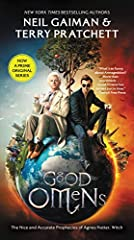 """The classic collaboration from the internationally bestselling authors Neil Gaiman and Terry Pratchett, soon to be an original series starring Michael Sheen and David Tennant.""""Good Omens. . . is something like what would have happened if Tho..."""