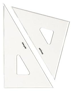 Triangolo Dorapasu smusso 2mm di spessore 18 centimetri 13222 (japan import)