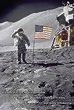 American Moon Landing Poster Print, 24x36 Poster Print, 24x36