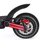Monopattino-Elettrico-PieghevoleE-Scooter-Elettrico-per-AdultiKUGOO-G-Booster-10-Pollici-Pneumatici-a-Prova-desplosione-Autonomia-85-km-Velocit-Massima-55-kmh