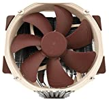 Noctua NH-D15 6 heatpipe with Dual NF-A15 140mm fans