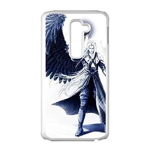 LG G2 Cell Phone Case White sephiroth E5920111