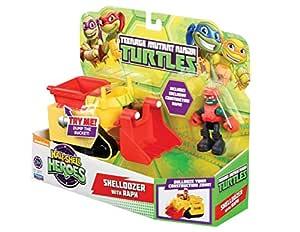 Teenage Mutant Ninja Turtles Tortugas héroes de Half-Shell ...