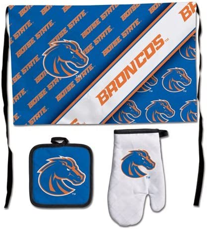 Wincraft NCAA Grilling Apron Set