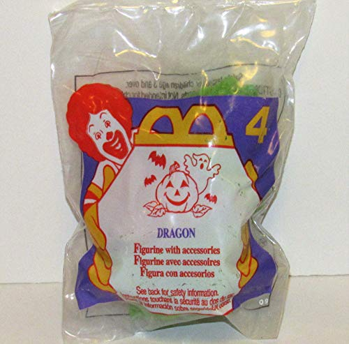 McDonalds Happy Meal - McNugget Buddies - Dragon -