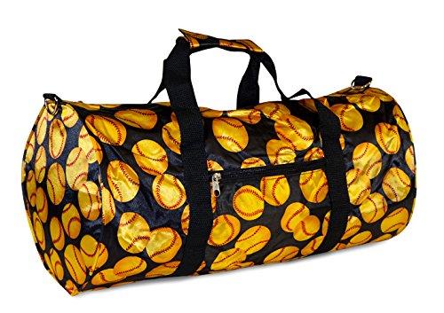 Fastpitch Softball Duffle Bag