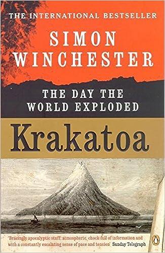 Resultado de imagen de Krakatoa libro