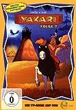 """Yakari – """"Schneeball in Gefahr"""" – Folge 7, Die DVD zur TV-Serie (Gratis! Mit indianerstarken Tattoos!)"""