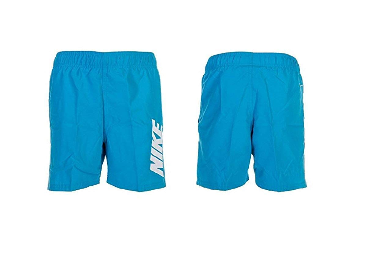 Inactividad Imperio Polvoriento  NIKE Boys Niker Volley 4 Swim Shorts (M): Amazon.in: Sports, Fitness &  Outdoors