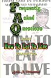 img - for FAQs About How To Eat To Live, Vol. 2 book / textbook / text book
