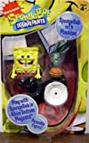 SpongeBob Squarepants Action Figure Spongebob with Plankton