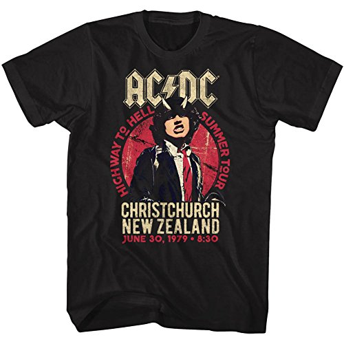 De American Rock Femme Classics shirt Nouveau Groupe Christchurch Tee Zealnad 1979 Hard Musique Pour 466xwr