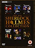 The BBC Sherlock Holmes Collection (A Study in Scarlet / the Boscombe Valley Mystery / the Hound of the Baskervilles / the Sign of Four / the Blue Carbuncle) [Region 2]