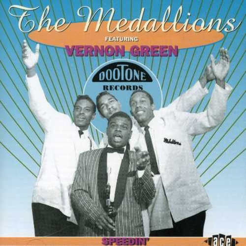 Speedin' - Imports Medallion