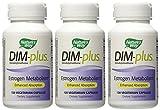 Best Estrogen Pills - Nature's Way DIM-plus - Estrogen Metabolism Formula - Review