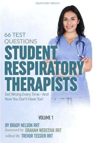 Respiratory Therapy Questions Therapists Preparation product image