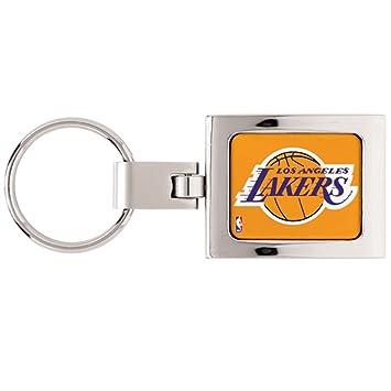 Wincraft NBA Premium, Curvada, Llavero, 39711071, Negro ...