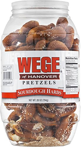 (Wege of Hanover Sourdough Hard Pretzels (28-oz)