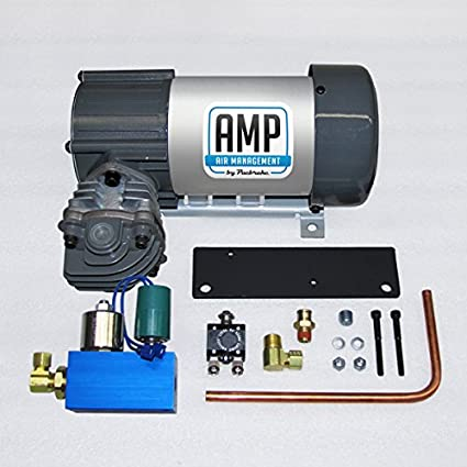 Pacbrake HP10631  HP625 Series AMP Air Compressor Kit for universal air tanks