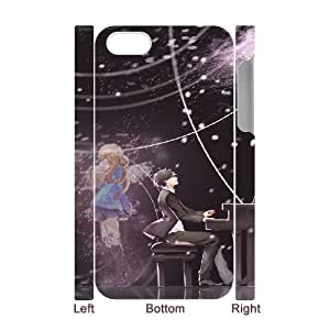 iPhone 4 4s Cell Phone Case 3D Your Lie In April 91INA91391766