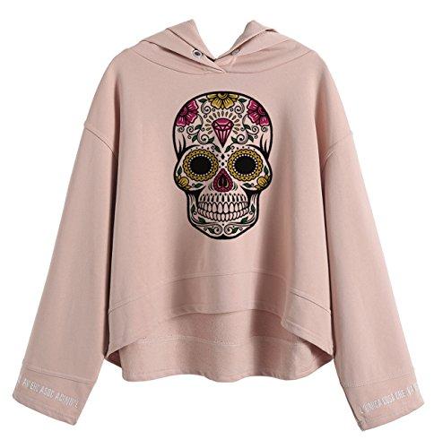 Diamond Skull Sweatshirt - 9