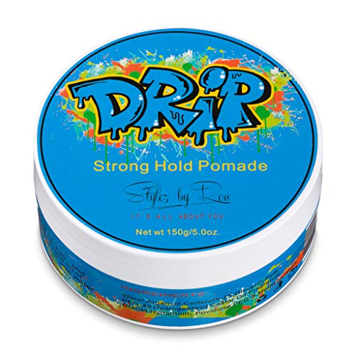 DRIP Strong Hold Pomade|Styling Gel|Wave Grease