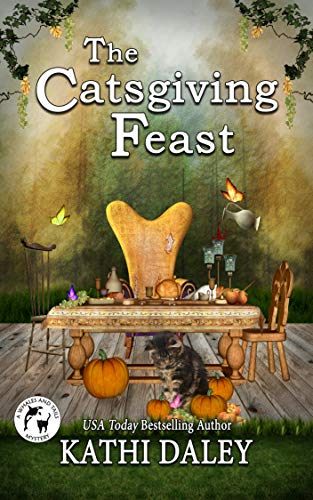 The Catsgiving Feast (Whales and Tails Cozy Mystery Book 17) by [Daley, Kathi]