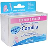 Boiron - Camilia 30 Dose, 0.034oz for each Dose (Pack of 3)